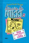 DIARIO DE NIKKI 5 UNA SABELOTODO NO TAN LISTA