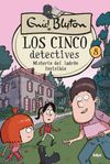 CINCO DETECTIVES 8 LOS MISTERIO DEL LADRON INVISIBLE