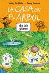 CASA EN EL ARBOL DE 39 PISOS LA