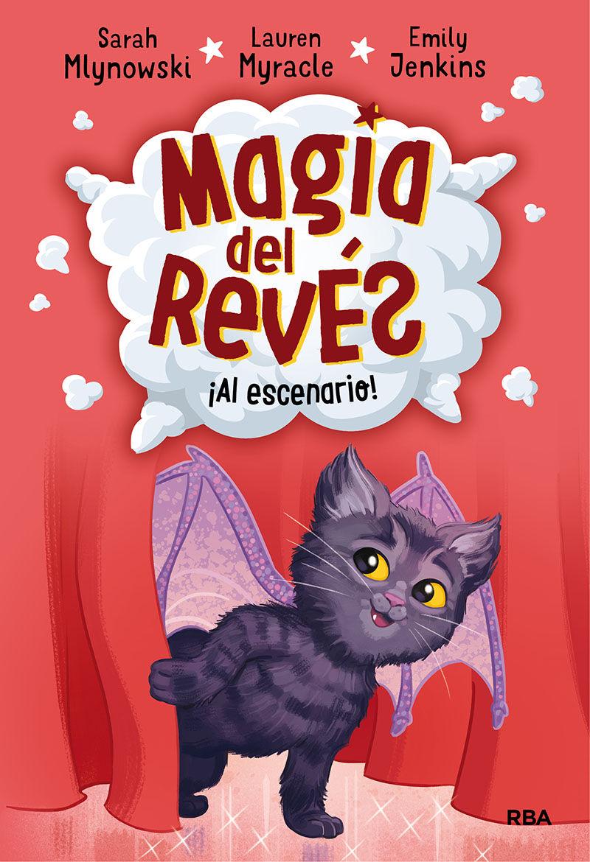 MAGIA DEL REVES 3 AL ESCENARIO