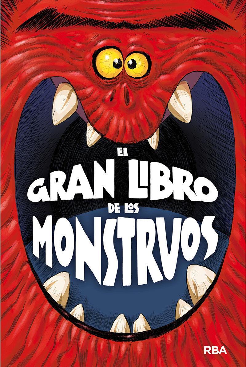 GRAN LIBRO DE LOS MONSTRUOS EL