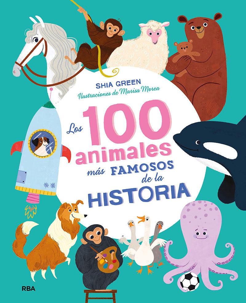 LOS 100 ANIMALES MAS FAMOSOS DE LA HISTO