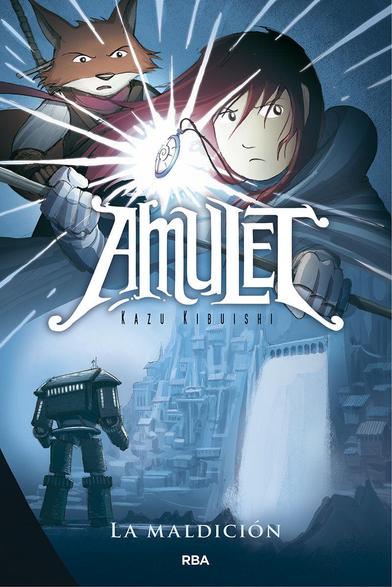 AMULET 2 LA MALDICION