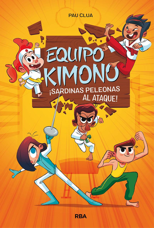 EQUIPO KIMONO 1
