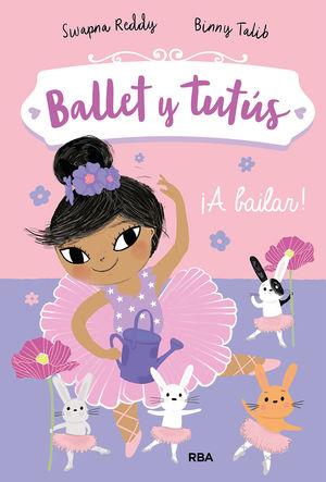 BALLET Y TUTUS 2 A BAILAR