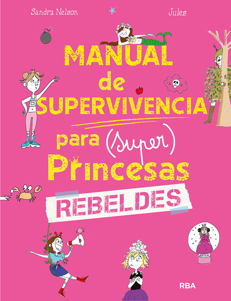 MANUAL SUPERVIVENCIA (SUPER)PRINCESAS RE