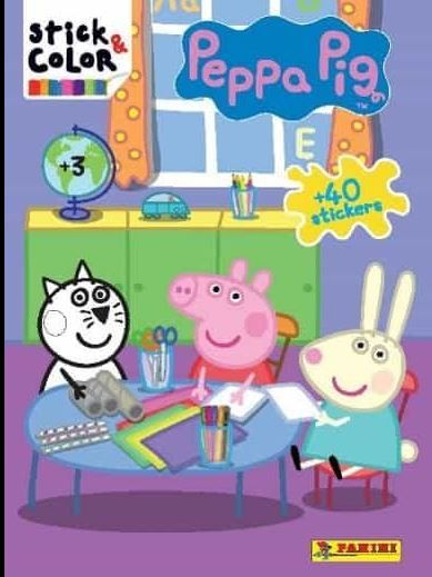 STICK & STACK PEPPA PIG