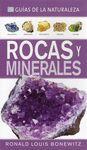 ROCAS Y MINERALES GUIAS DE LA NATURALEZA