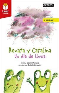 RENATA Y CATALINA UN DIA DE LLUVIA