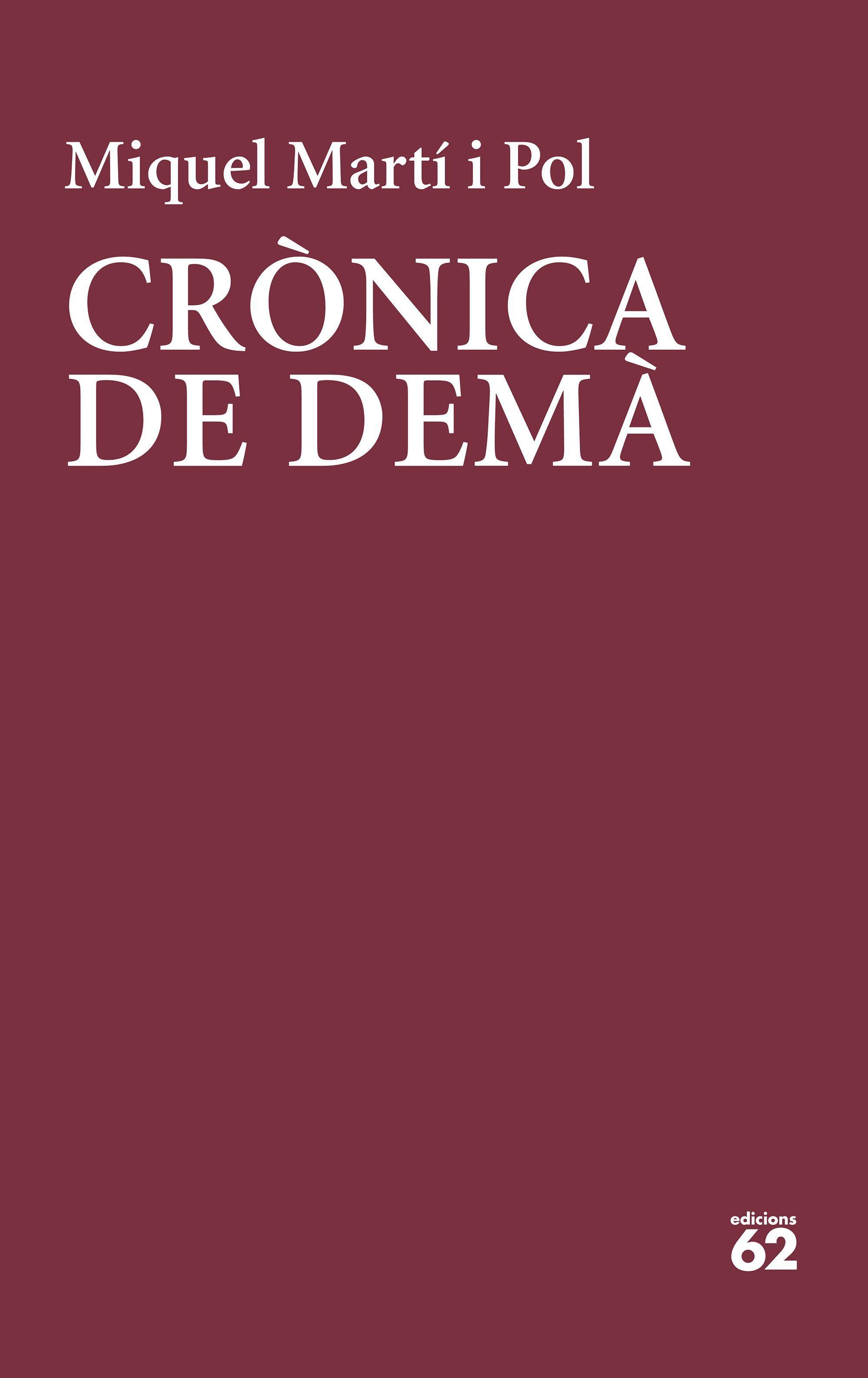 CRONICA DE DEMA