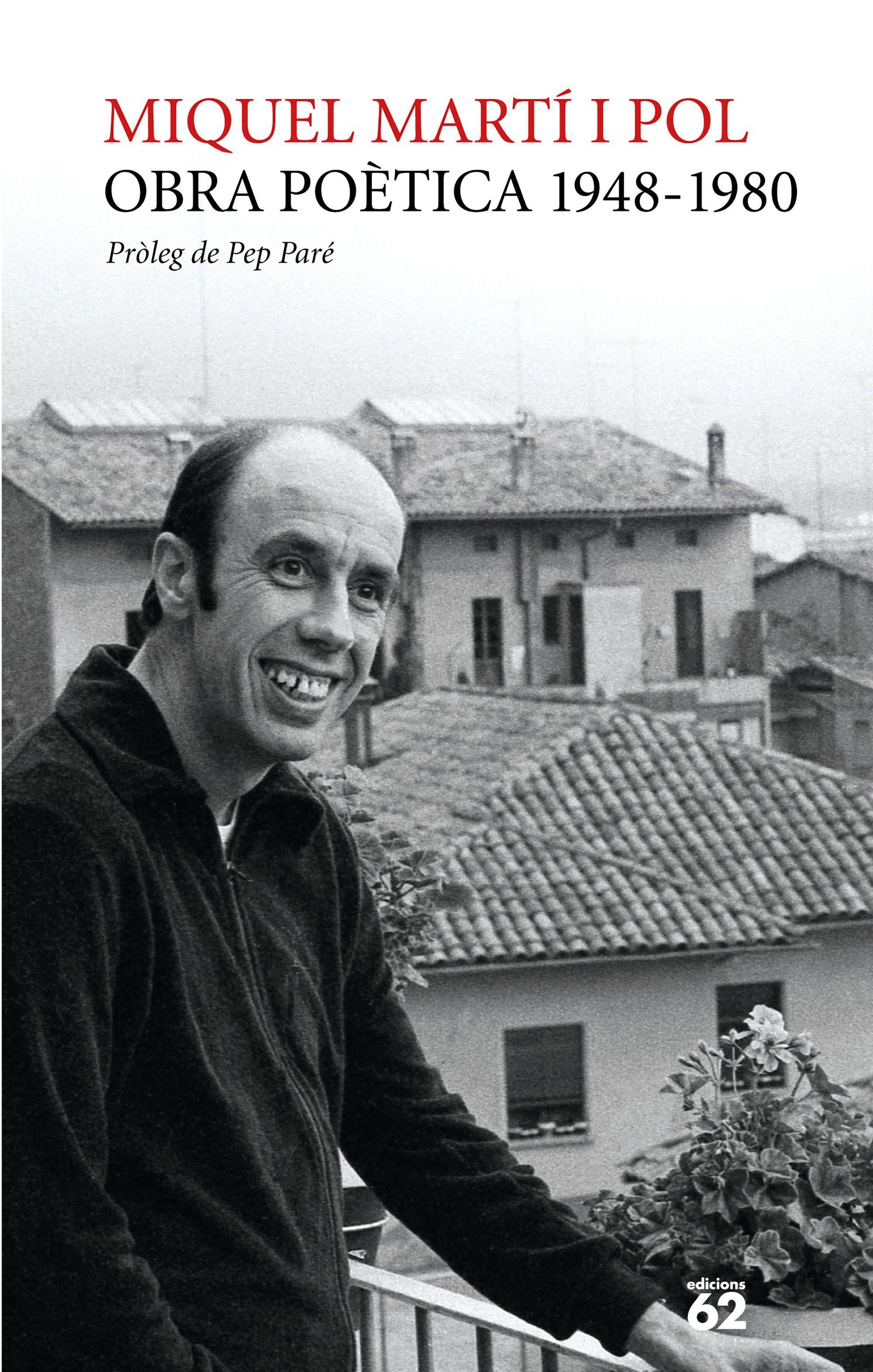 OBRA POÈTICA. VOLUM 1. 1948-1980