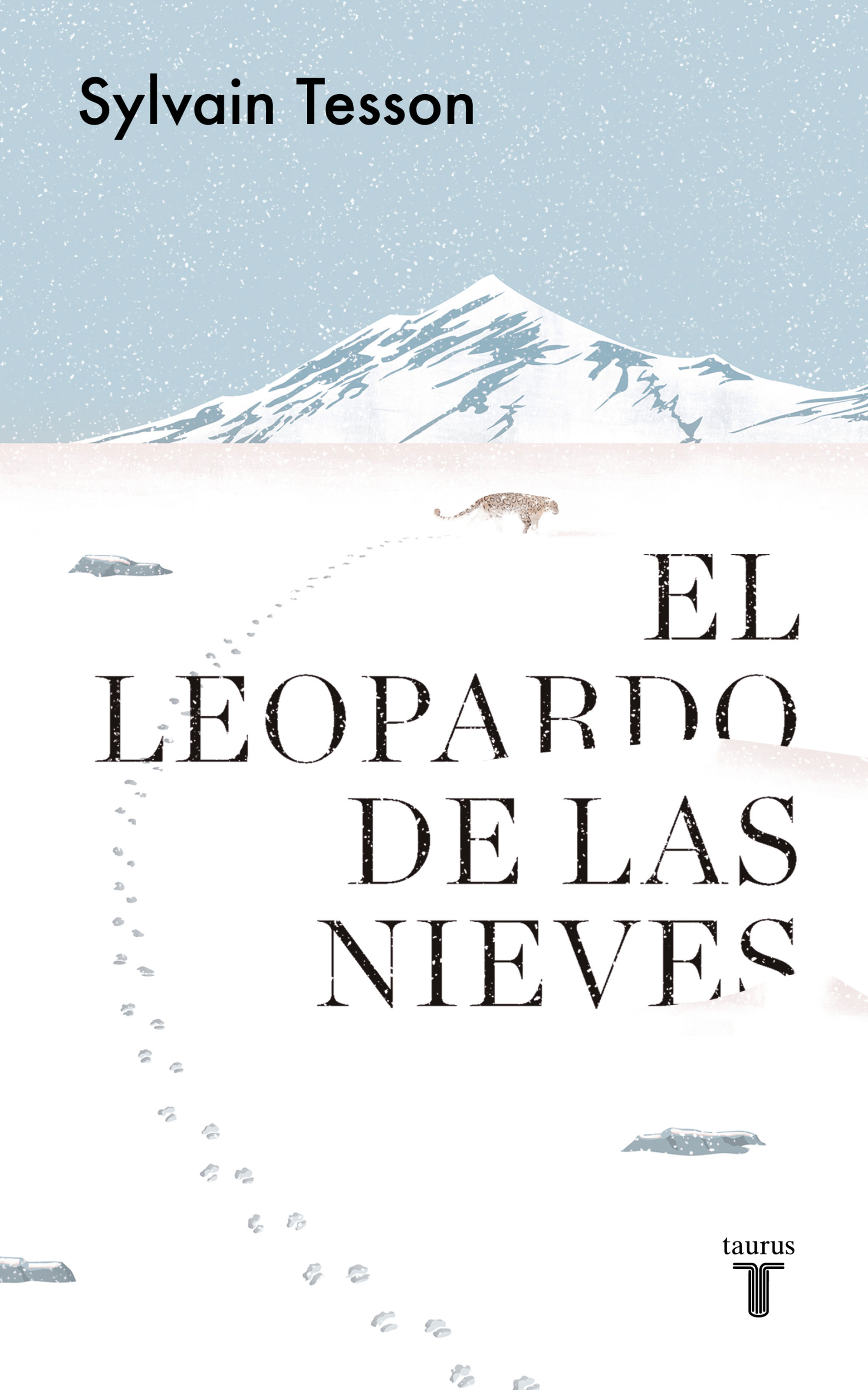 LEOPARDO DE LAS NIEVES EL