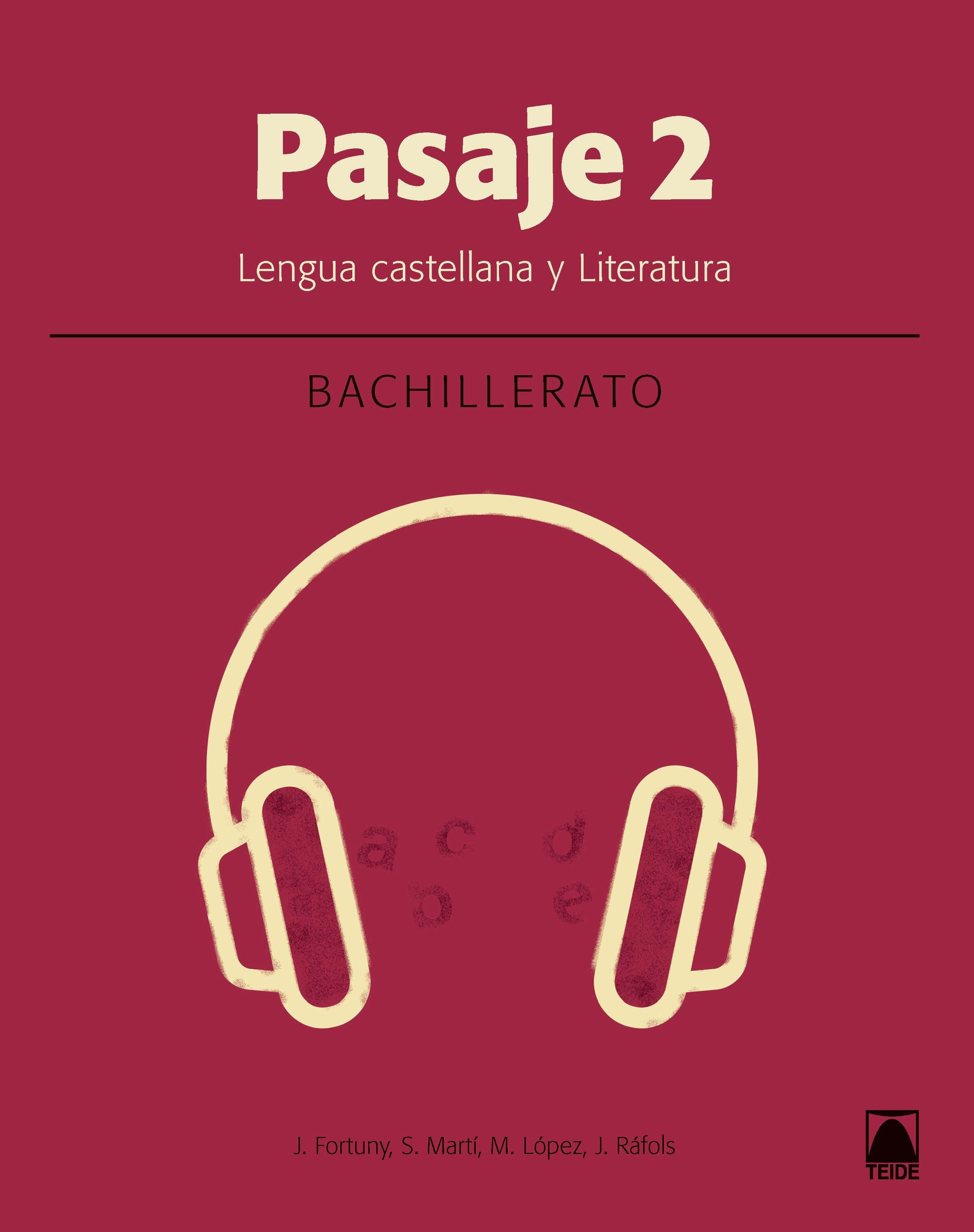 PASAJE 2 LENGUA BACHILLERATO