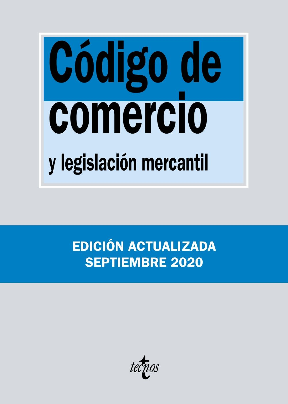 CODIGO DE COMERCIO Y LEGISLACION MERCANTIL