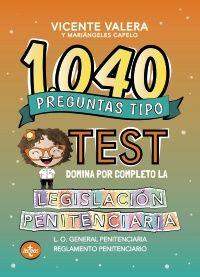 1040 PREGUNTAS LEG PENITENCIARIA