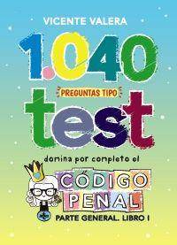 1040 PREG. CÓDIGO PENAL