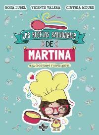 RECETAS SALUDABLES MARTINA