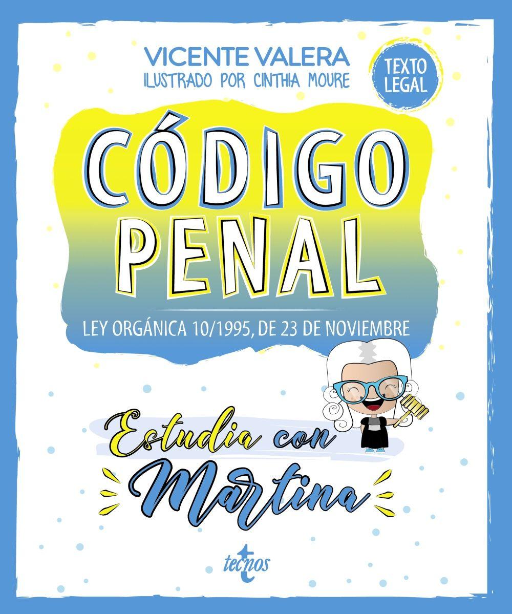 CODIGO PENAL ESTUDIA CON MARTINA