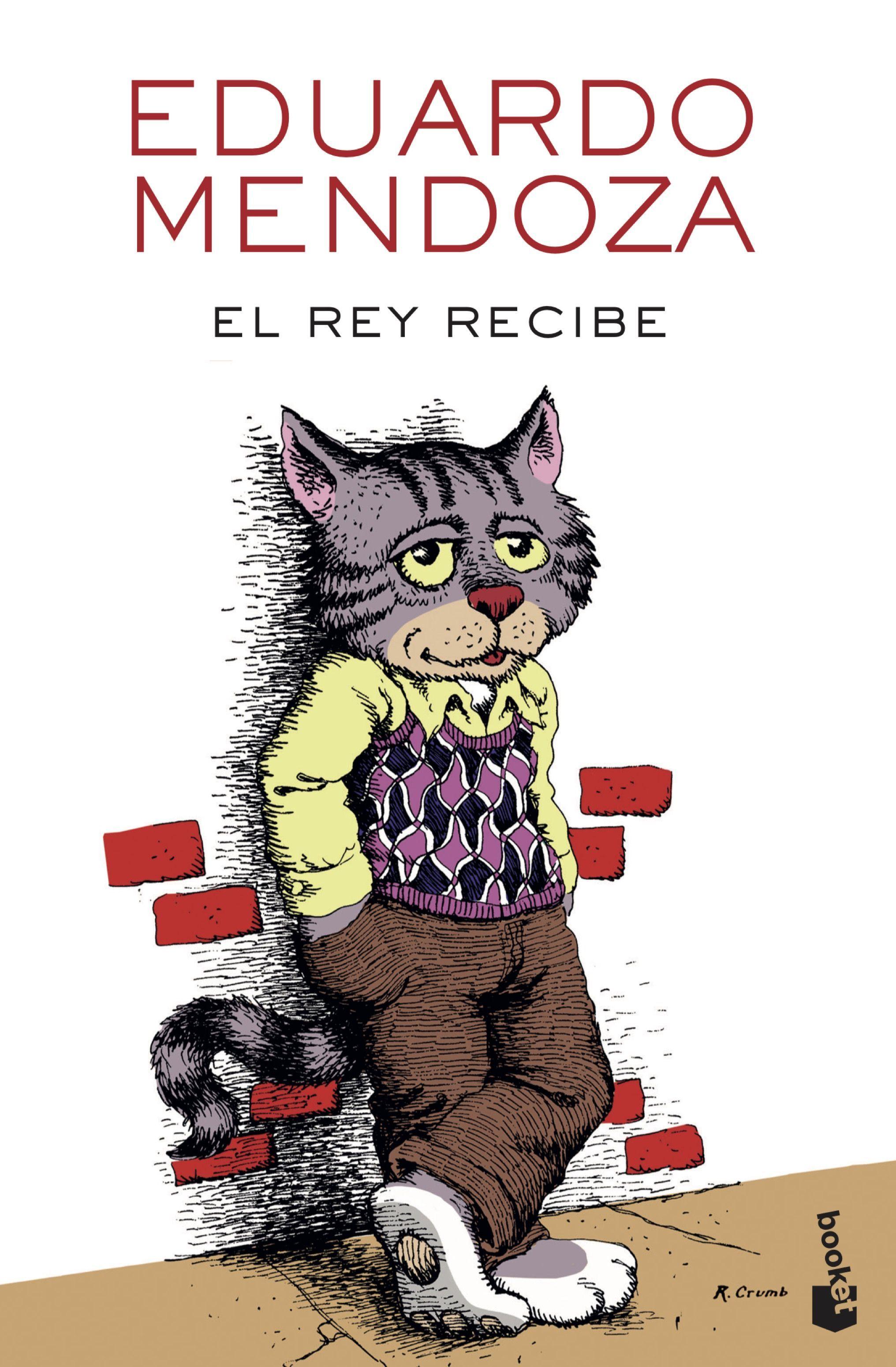 REY RECIBE EL