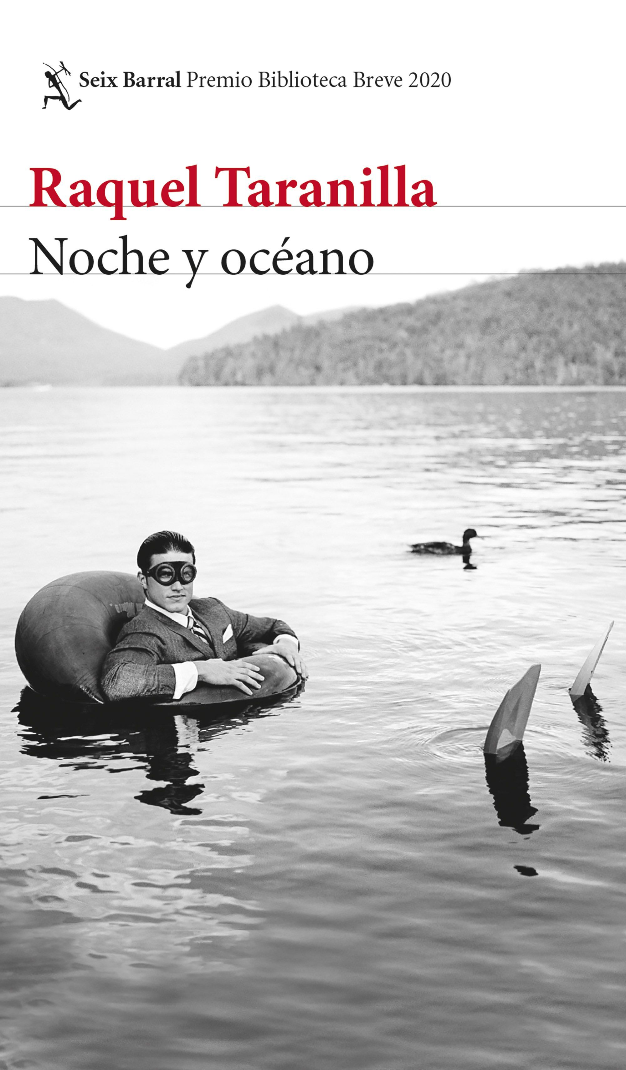 NOCHE Y OCÉANO - PREMIO BIBLIOTECA BREVE 2020