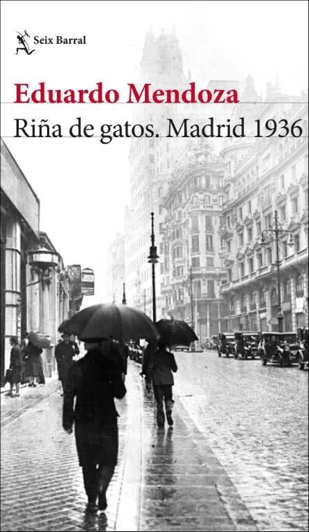 RIÑA DE GATOS. MADRID 1939