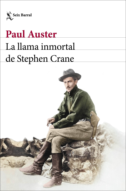 LLAMA INMORTAL DE STEPHEN CRANE LA