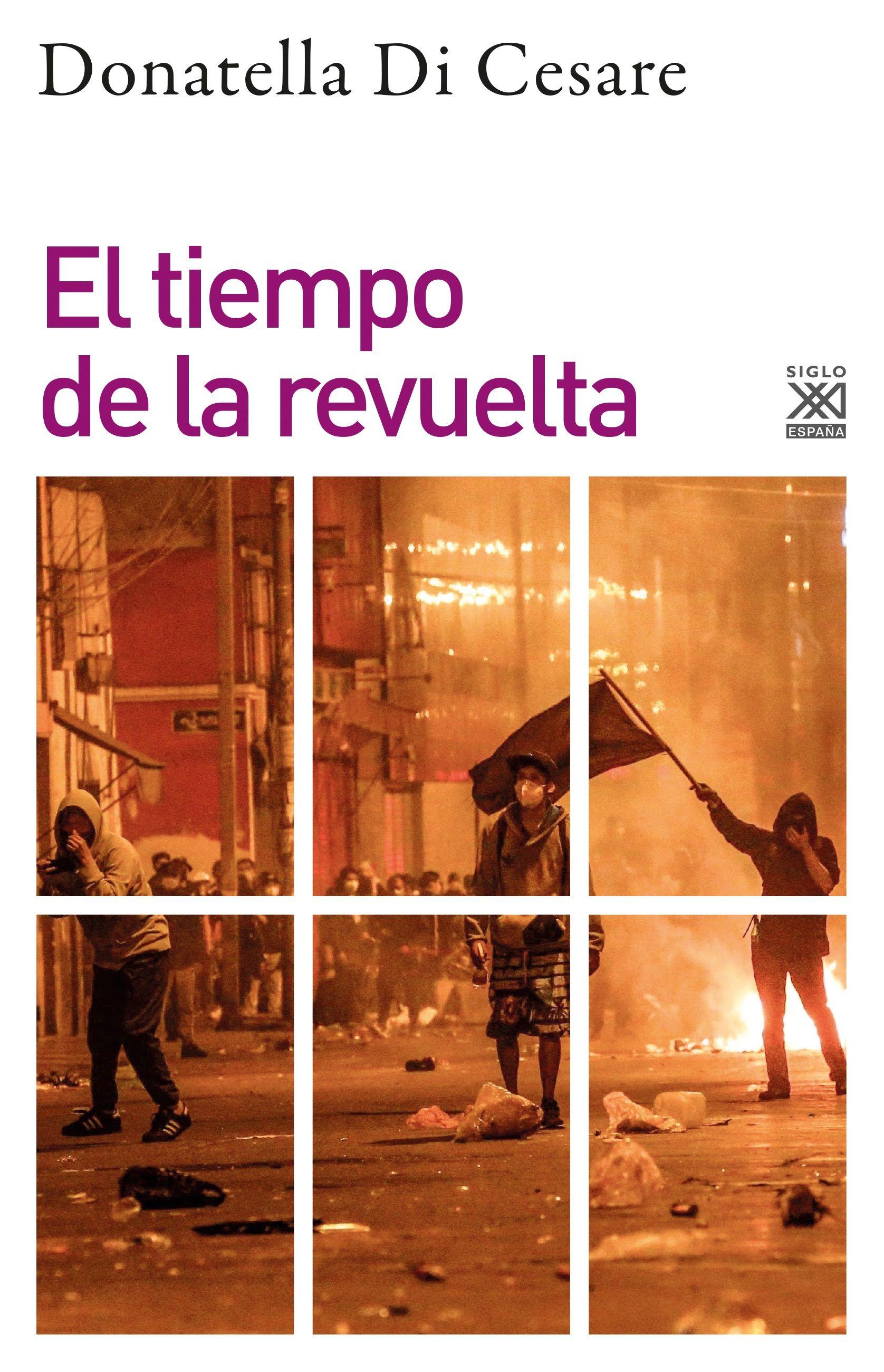 TIEMPO DE LA REVUELTA EL