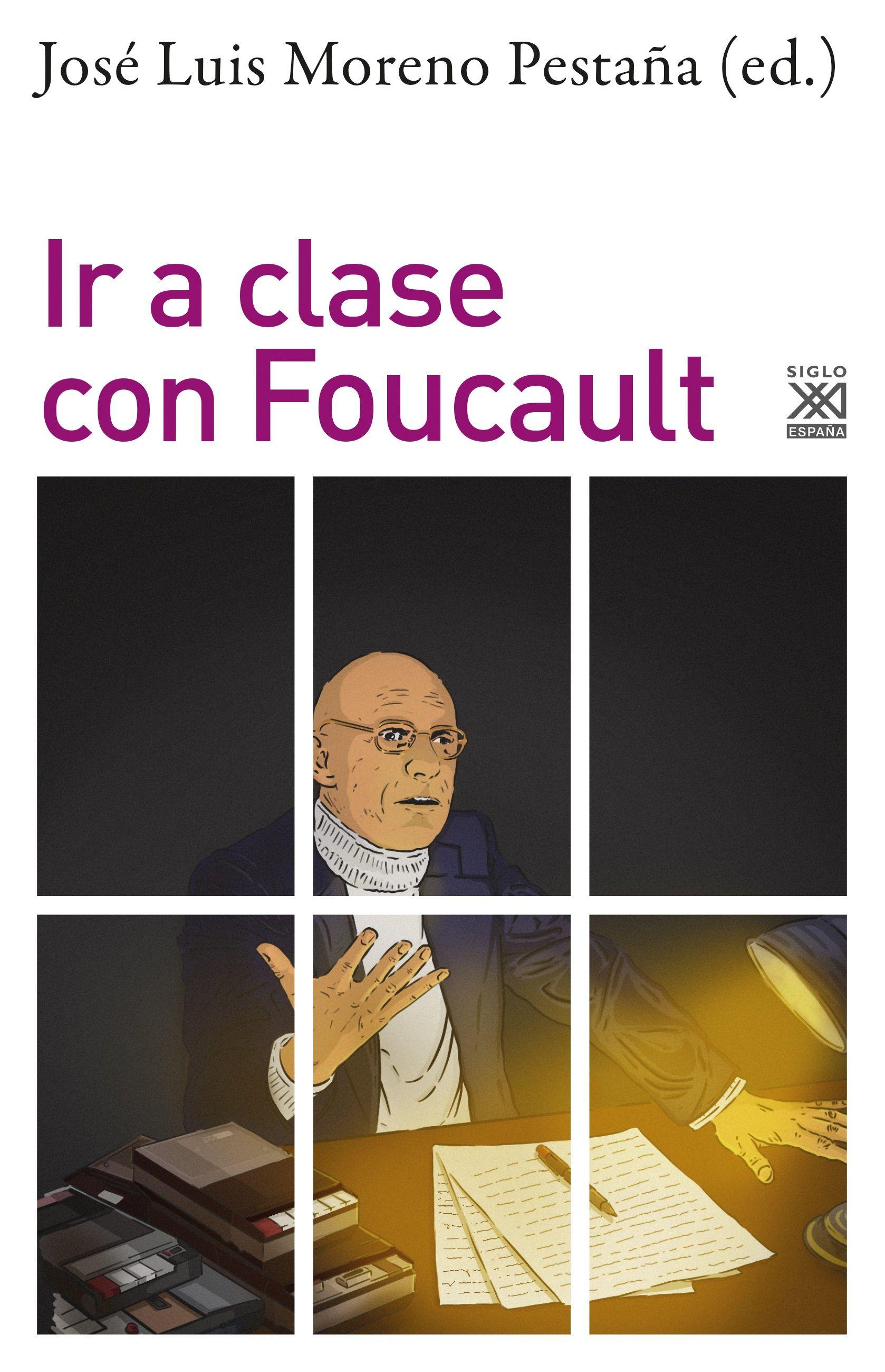 IR A CLASE CON FOUCAULT