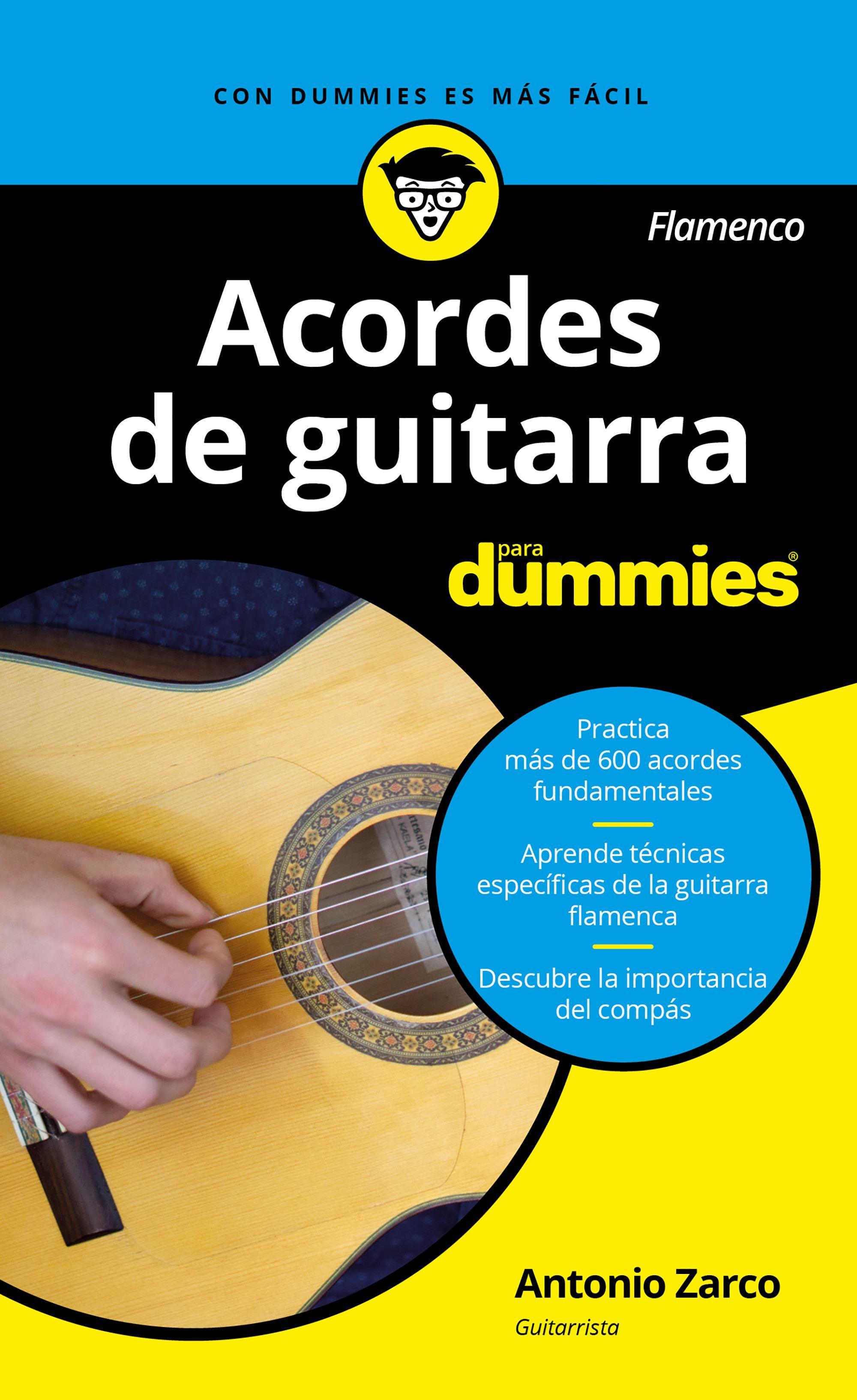 ACORDES DE GUITARRA (FLAMENCO) PARA DUMMIES