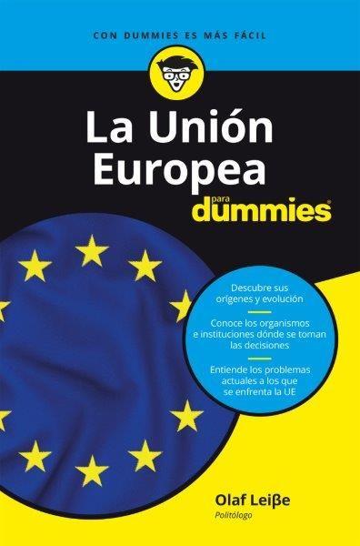 UNION EUROPEA PARA DUMMIES LA