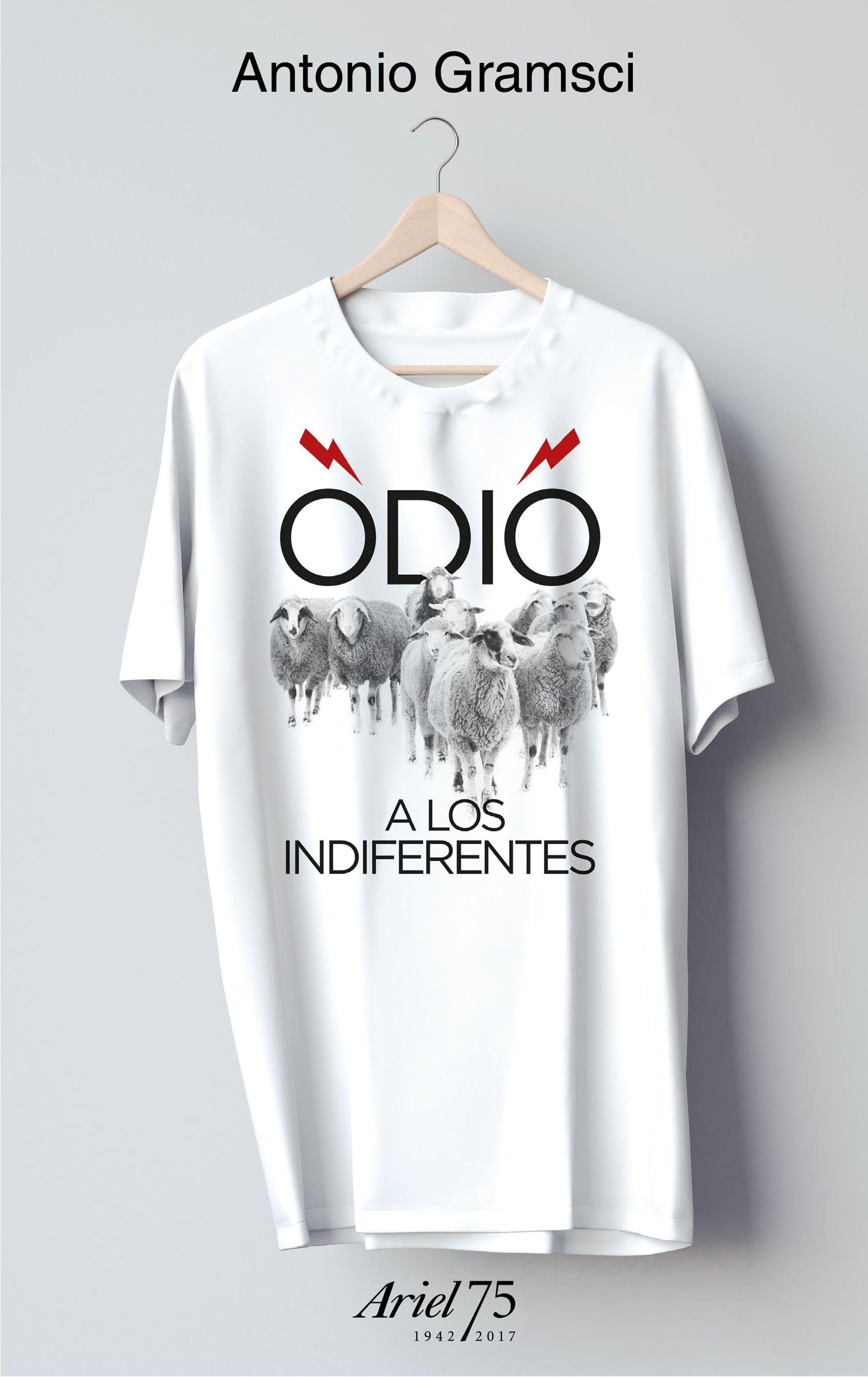 ODIO A LOS INDIFERENTES + SAMARRETA