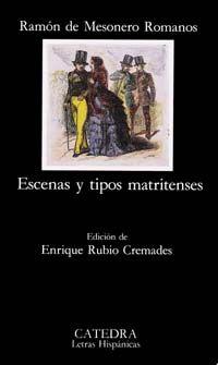 ESCENAS Y TIPOS MATRITENSES