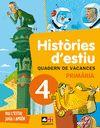 HISTORIES D'ESTIU QUADERN DE VACANCES 4T PRIMARIA