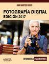 FOTOGRAFÍA DIGITAL EDICIÓN 2017