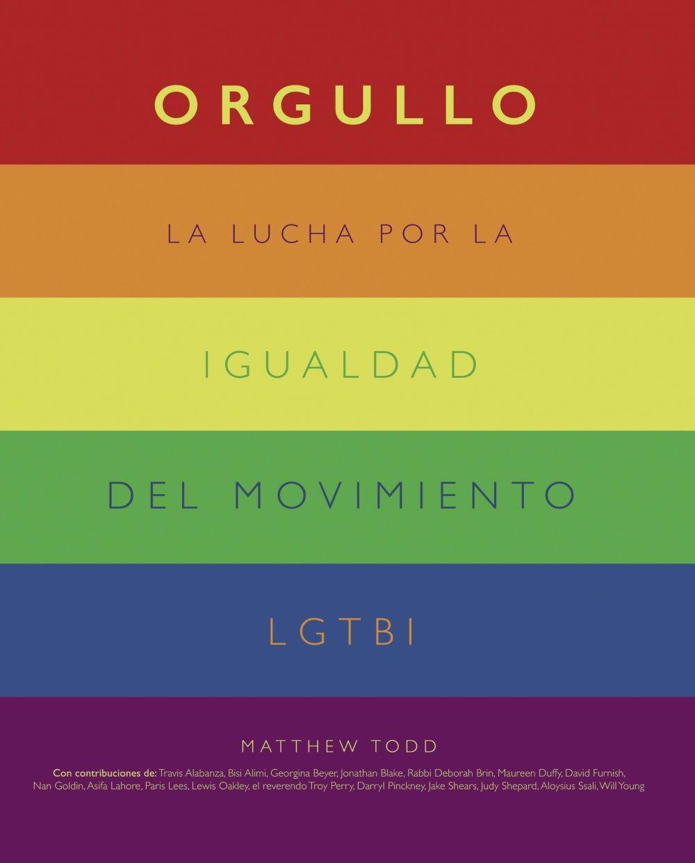 PRIDE - ORGULLO