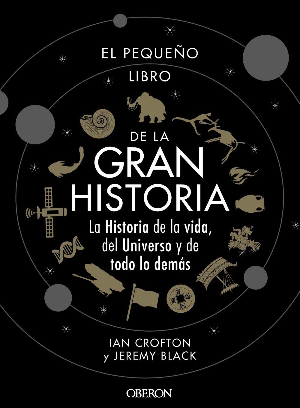 PEQUEÑO LIBRO DE LA GRAN HISTORIA