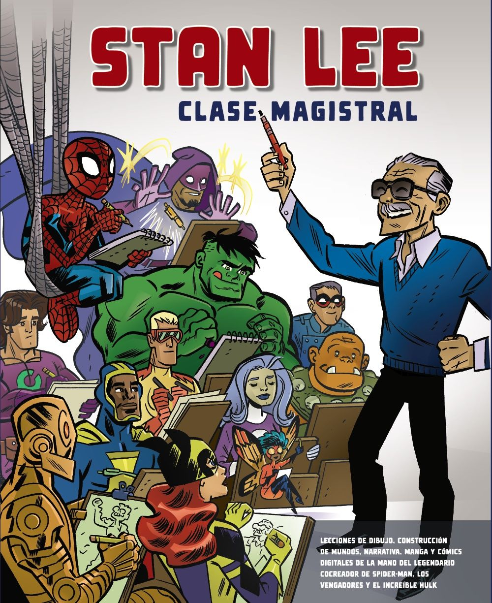 STAN LEE S MASTER CLASS