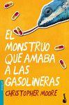 MONSTRUO QUE AMABA A LAS GASOLINERAS EL