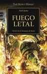 FUEGO LETAL THE HORUS HERESY