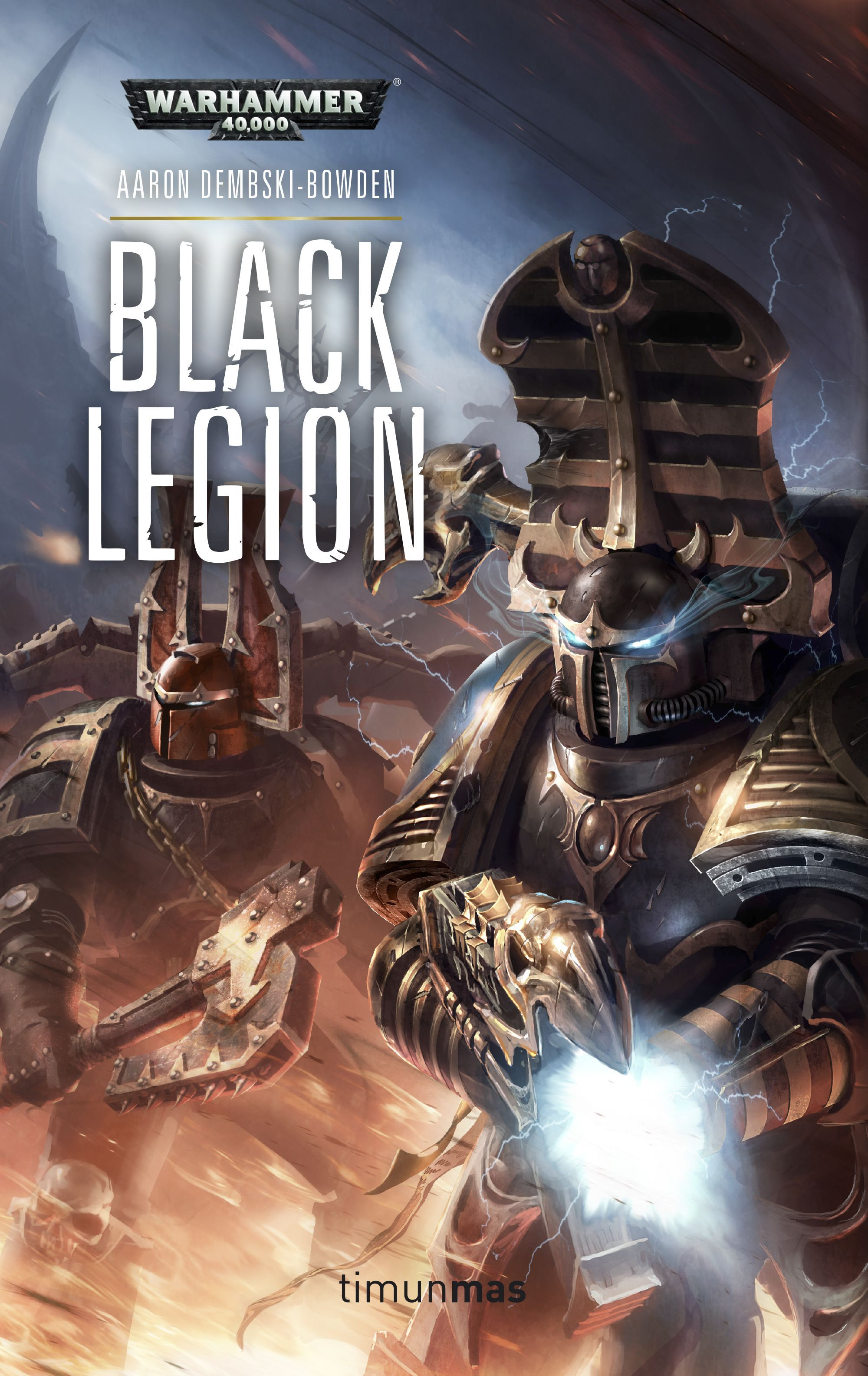BLACK LEGION Nº2