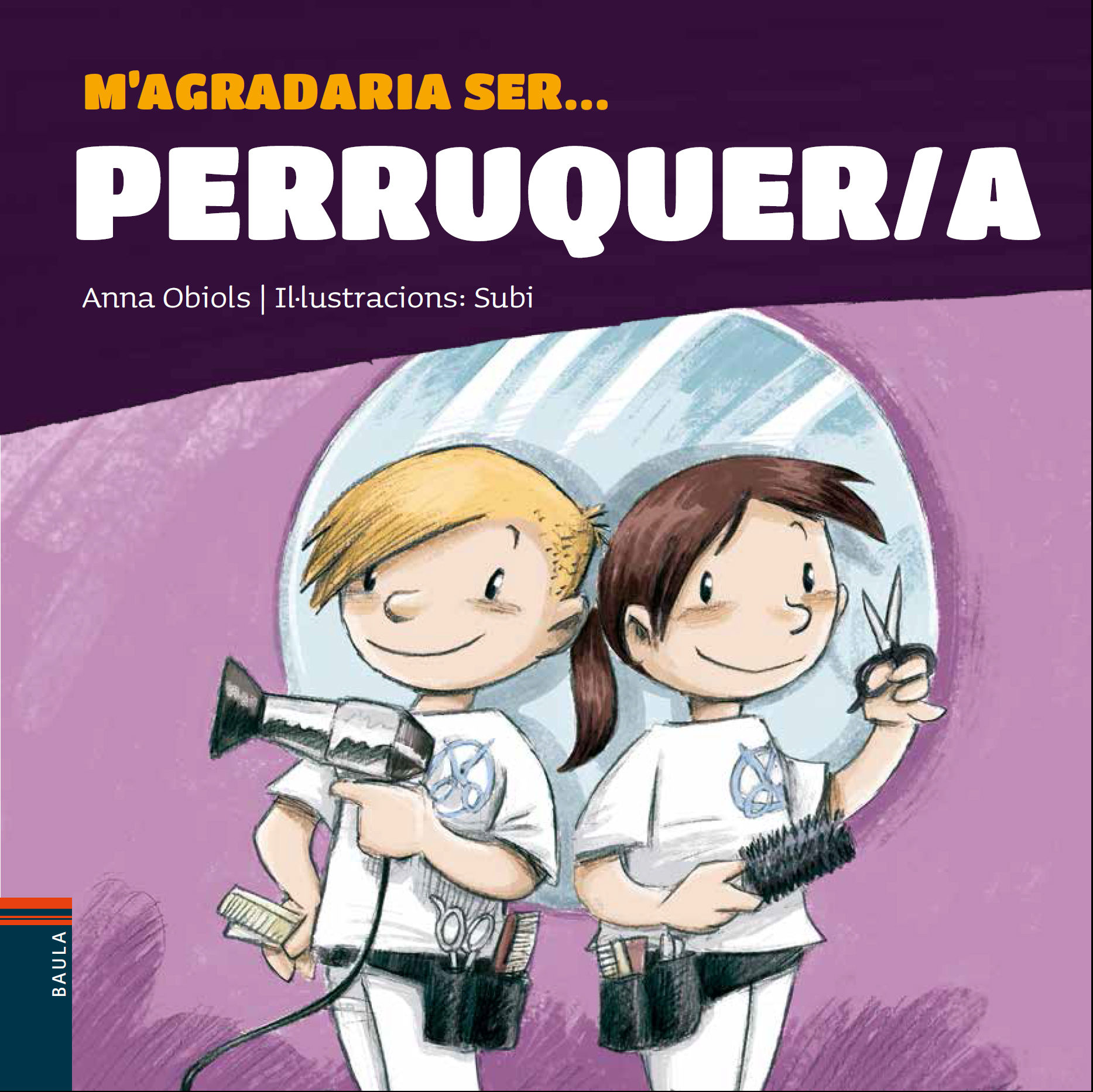 AGRADARIA SER PERRUQUER/A M