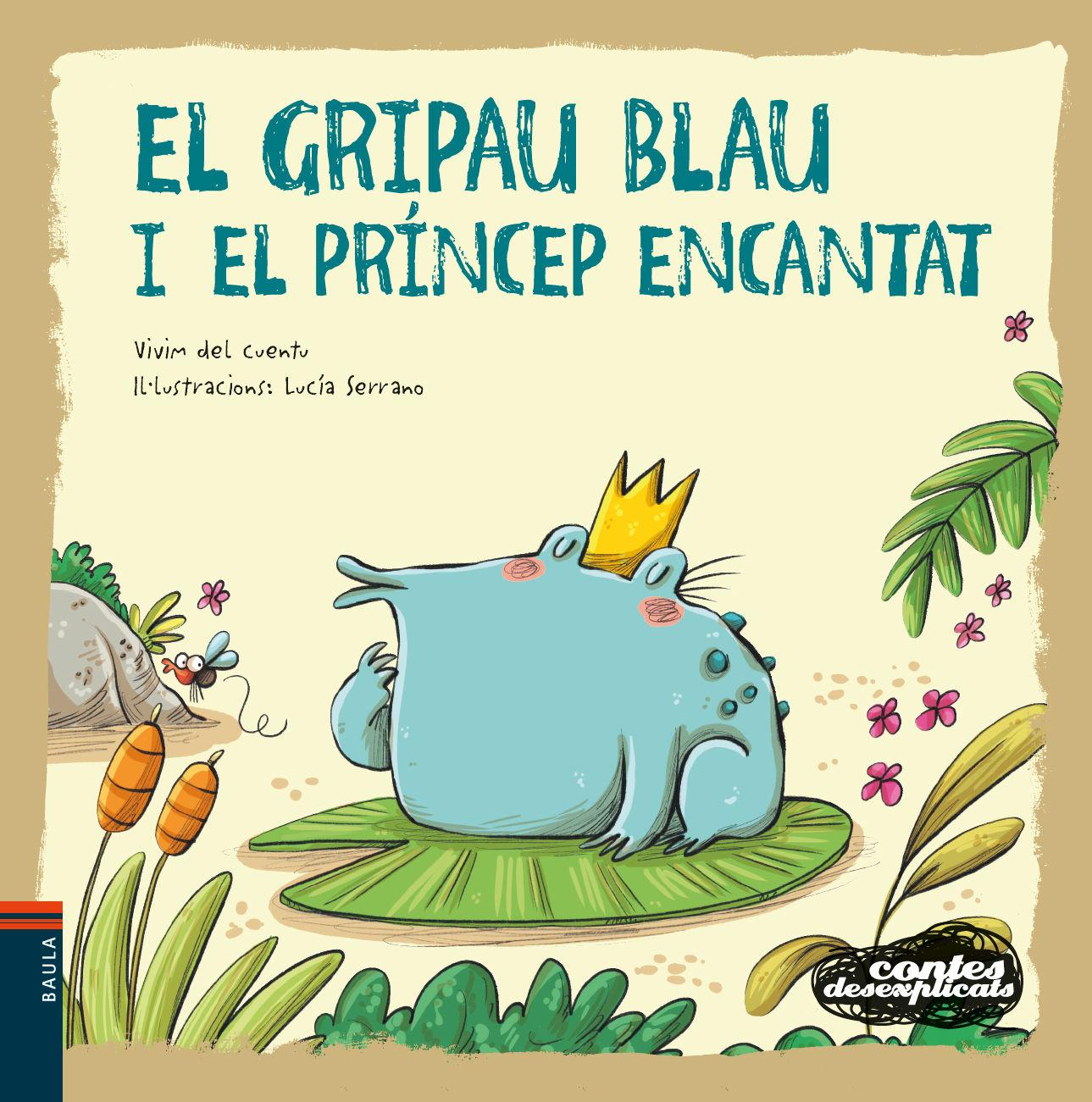 GRIPAU BLAU I EL PRINCEP ENCANTAT EL