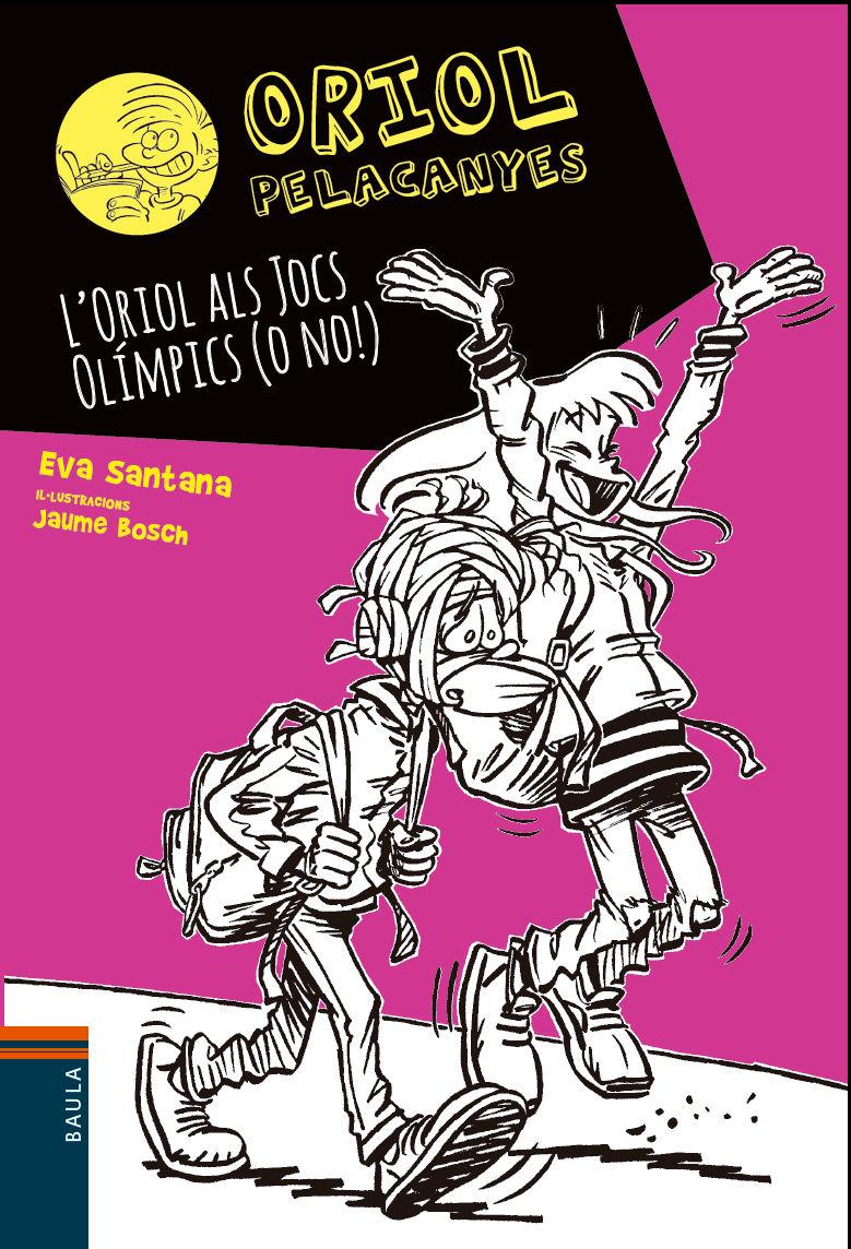 ORIOL PELACANYES 14 L ORIOL ALS JOCS OLIMPICS O NO