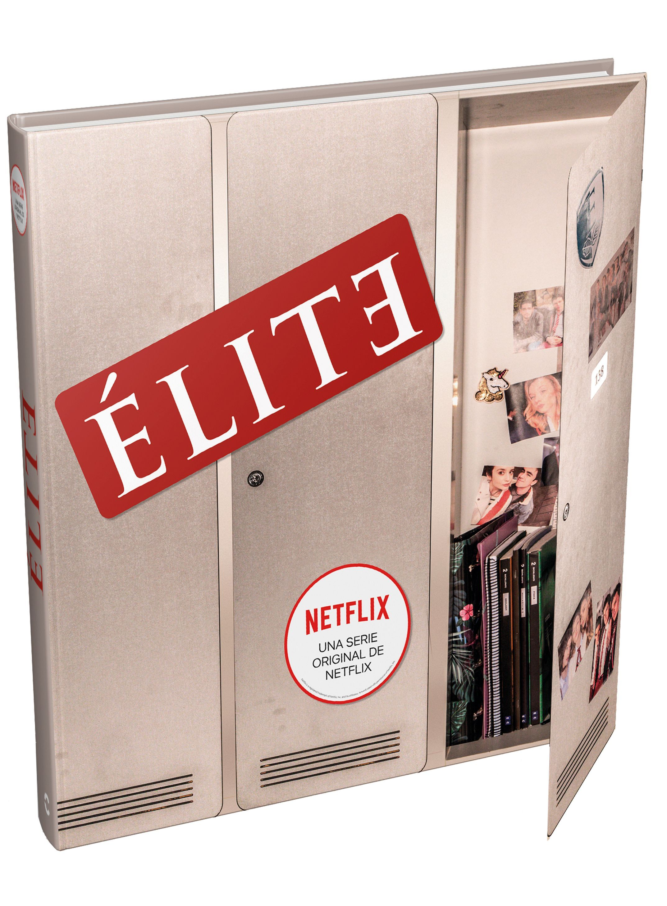 ELITE EL FANBOOK OFICIAL.