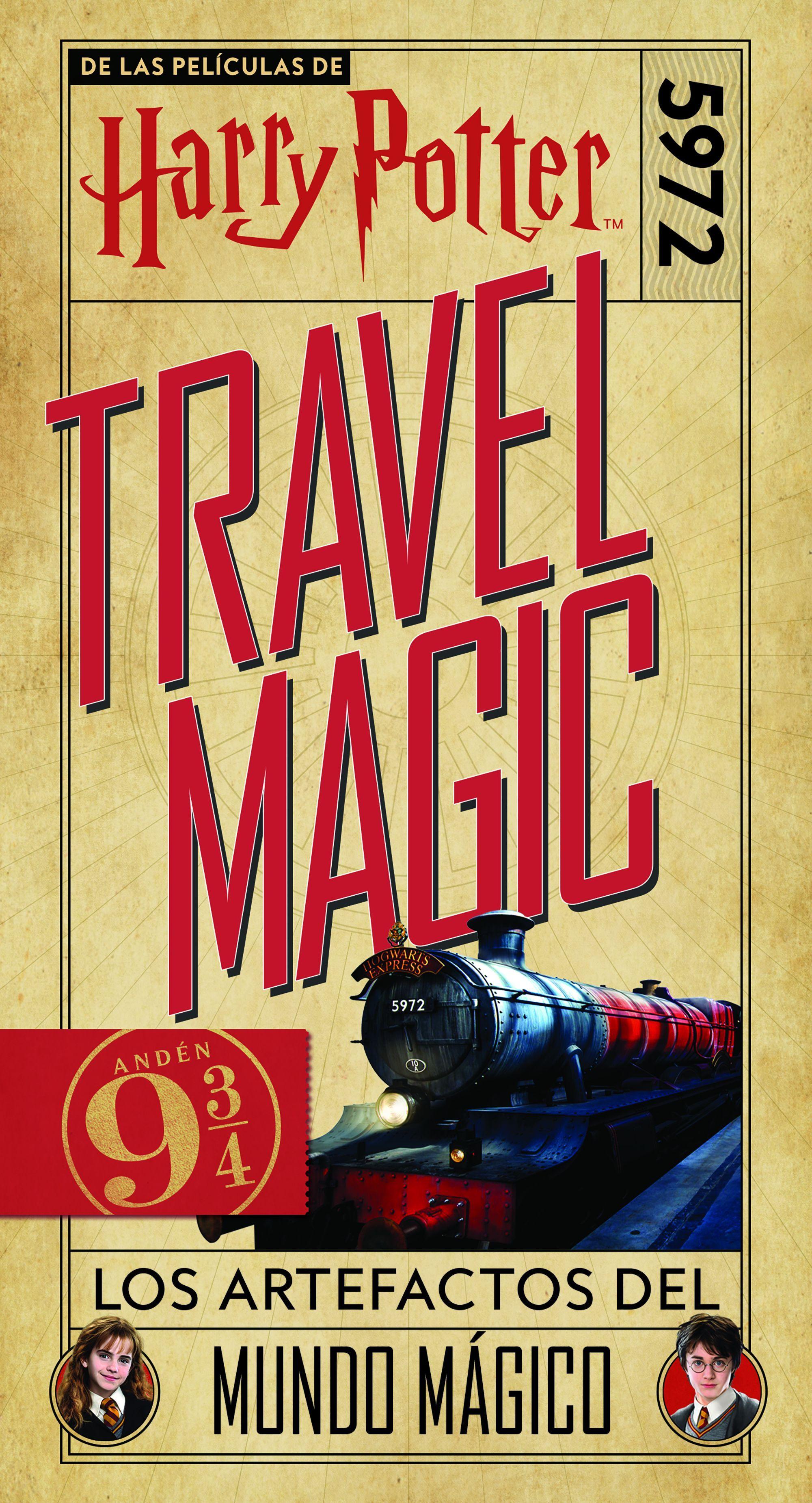 TRAVEL MAGIC HARRY POTTER