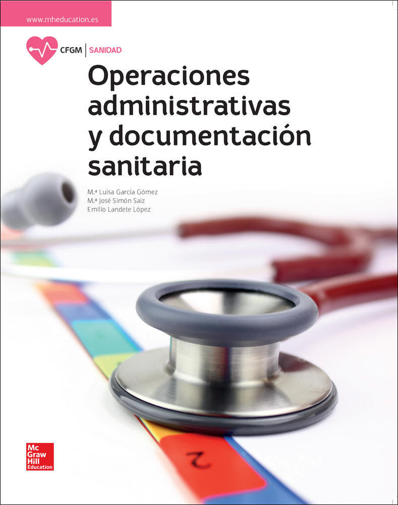 OPERACIONES ADMINISTRATIVAS Y DOCUMENTACION SANITARIA GM. LIBRO ALUMN O.