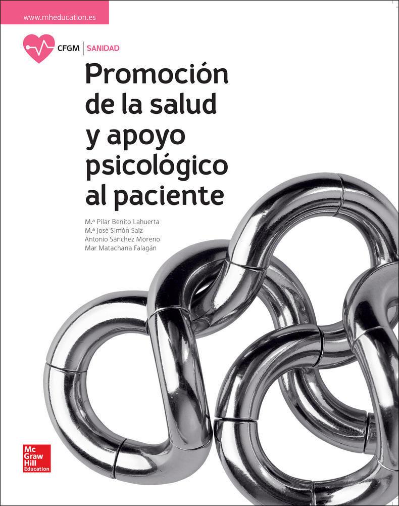 PROMOCION DE LA SALUD Y APOYO PSICOLOGICO AL PACIENTE GM. LIBRO ALUMN O.