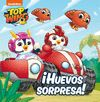 TOP WING HUEVOS SORPRESA