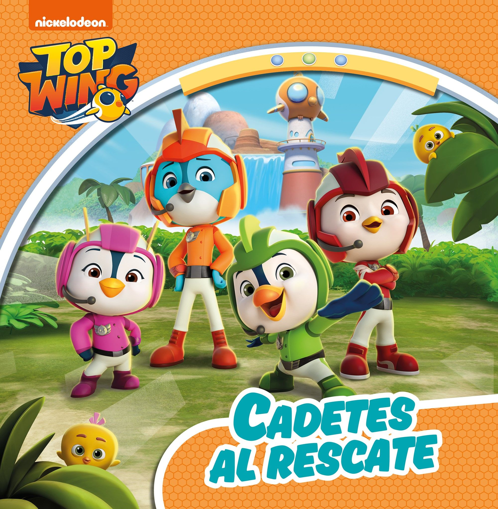 TOP WINGS CADETES AL RESCATE