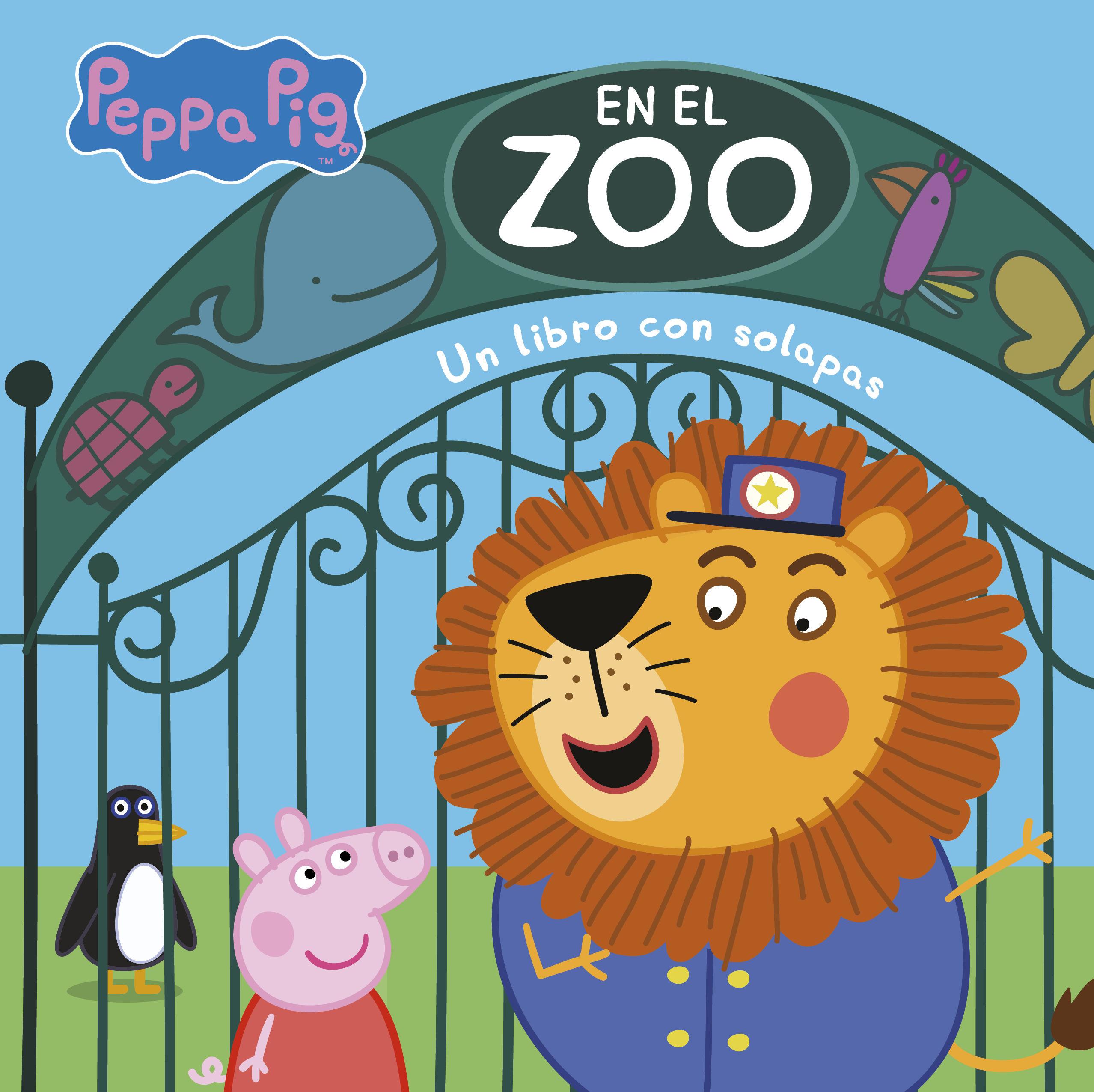 PEPPE PIG EN EL ZOO